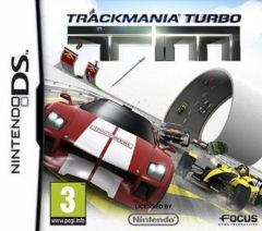 Jaquette de TrackMania Turbo (Original) DS
