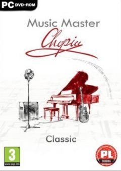 Jaquette de Music Master : Chopin PC