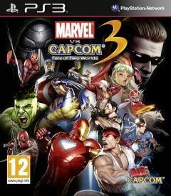 Jaquette de Marvel Vs. Capcom 3 : Fate of Two Worlds PlayStation 3