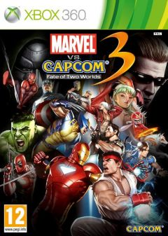 Marvel Vs. Capcom 3 : Fate of Two Worlds (Xbox 360)