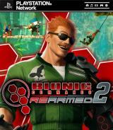Jaquette de Bionic Commando Rearmed 2 PlayStation 3