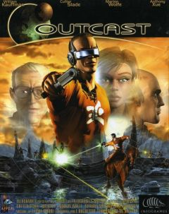Jaquette de Outcast PC