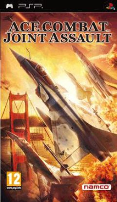 Jaquette de Ace Combat Joint Assault PSP