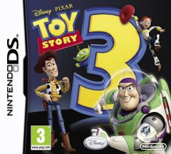 Jaquette de Toy Story 3 DS