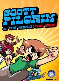 Jaquette de Scott Pilgrim contre le monde : le jeu vidéo Xbox 360