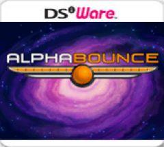 Jaquette de Alpha Bounce DSi