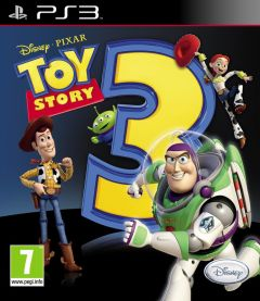 Jaquette de Toy Story 3 PlayStation 3