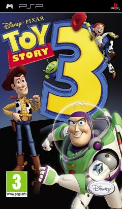 Jaquette de Toy Story 3 PSP