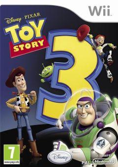 Jaquette de Toy Story 3 Wii