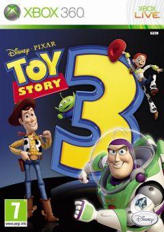 Jaquette de Toy Story 3 Xbox 360
