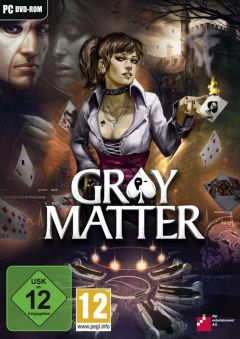 Jaquette de Gray Matter PC