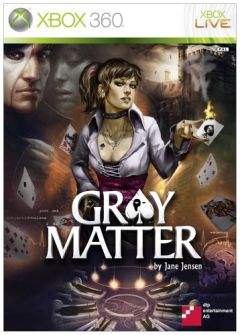 Jaquette de Gray Matter Xbox 360