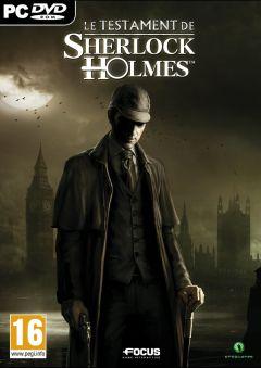 Jaquette de Le Testament de Sherlock Holmes PC