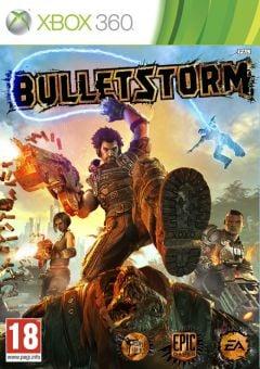 Jaquette de Bulletstorm Xbox 360
