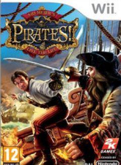 Jaquette de Sid Meier's Pirates ! Wii