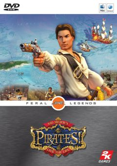 Jaquette de Sid Meier's Pirates ! Mac