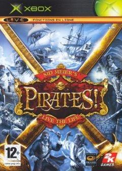Jaquette de Sid Meier's Pirates ! Xbox