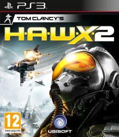 Jaquette de Tom Clancy's H.A.W.X. 2 PlayStation 3