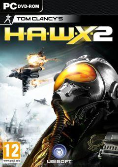 Jaquette de Tom Clancy's H.A.W.X. 2 PC