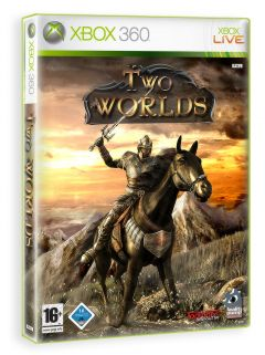 Jaquette de Two Worlds Xbox 360