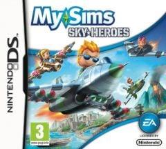 Jaquette de My Sims SkyHeroes DS