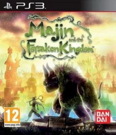 Jaquette de Majin and the Forsaken Kingdom PlayStation 3