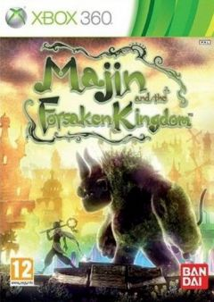 Jaquette de Majin and the Forsaken Kingdom Xbox 360