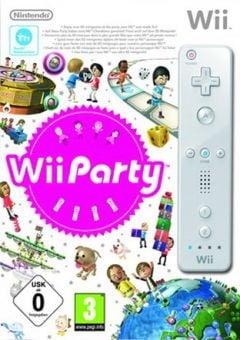 Jaquette de Wii Party Wii