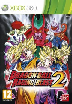 Jaquette de Dragon Ball Raging Blast 2 Xbox 360