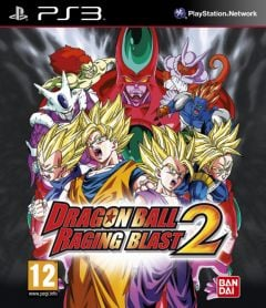 Jaquette de Dragon Ball Raging Blast 2 PlayStation 3