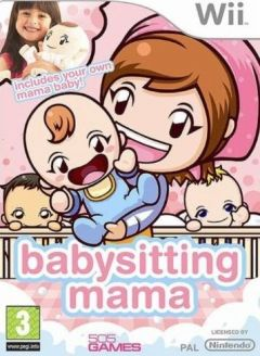 Jaquette de Cooking Mama World : Babysitting Wii