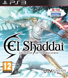 Jaquette de El Shaddai : Ascension of the Metatron PlayStation 3
