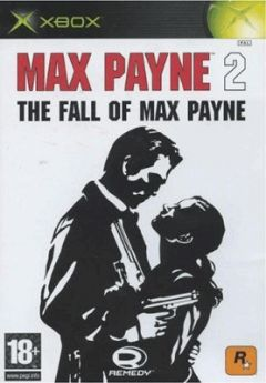 Jaquette de Max Payne 2 : The Fall of Max Payne Xbox