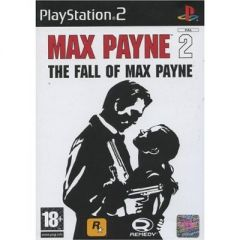 Jaquette de Max Payne 2 : The Fall of Max Payne PlayStation 2