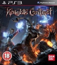 Jaquette de Knights Contract PlayStation 3