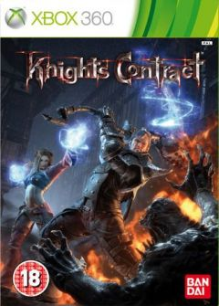 Jaquette de Knights Contract Xbox 360