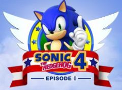Jaquette de Sonic the Hedgehog 4 Episode I iPhone, iPod Touch