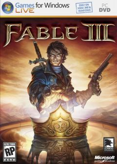 Jaquette de Fable III PC