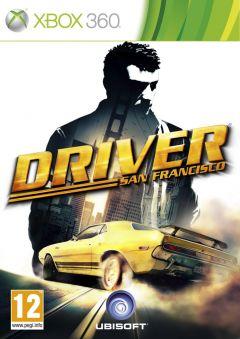Jaquette de Driver San Francisco Xbox 360