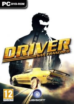 Jaquette de Driver San Francisco PC