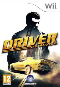 Jaquette de Driver San Francisco Wii