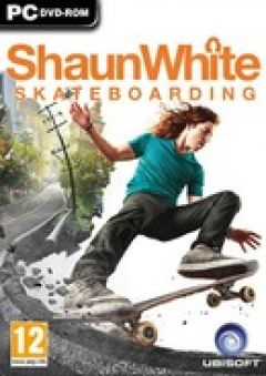 Jaquette de Shaun White Skateboarding PC