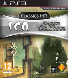 Jaquette de ICO & Shadow of the Colossus Classics HD PlayStation 3