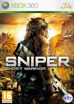 Jaquette de Sniper : Ghost Warrior Xbox 360