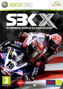 Jaquette de SBK X Xbox 360
