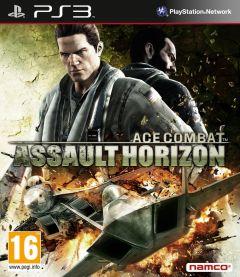 Jaquette de Ace Combat : Assault Horizon PS3