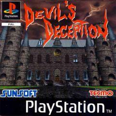 Jaquette de Devil's Deception PlayStation