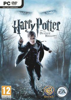 Jaquette de Harry Potter et les Reliques de la Mort - Première Partie PC