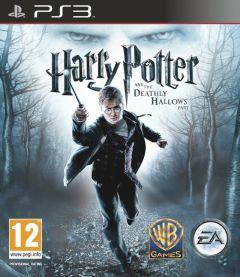 Jaquette de Harry Potter et les Reliques de la Mort - Première Partie PlayStation 3