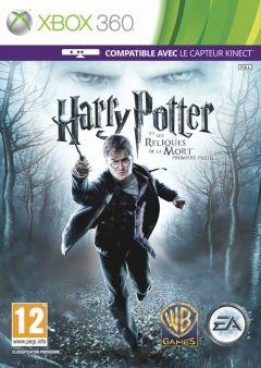 Jaquette de Harry Potter et les Reliques de la Mort - Première Partie Xbox 360
